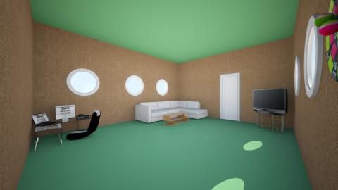 kobes gaming room - Office - by KobeRobillard