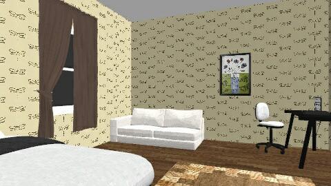 gianna - Bedroom - by jcmswildcat62