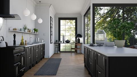 Dolce Vita - Kitchen - by sabaclayes
