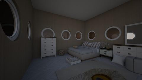 sun set window loft retro - Retro - Bedroom - by imtheschoolgirl