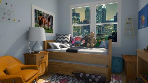Dream - Kids room - by lauren_murphy