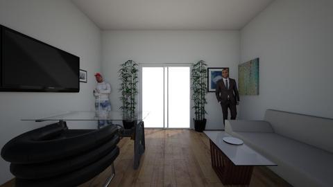 man - Bedroom - by noelbrenna