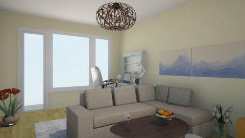 hol - Living room - by gabi jekova