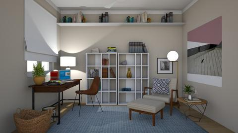 HOME OFFICE - by arquicass