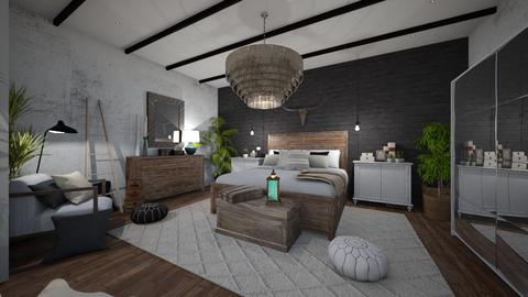 Come home with me - Rustic - Bedroom - by sweet home alibama