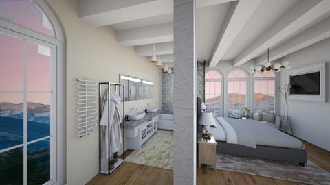 Home  - Minimal - Bedroom - by Mesehabbal