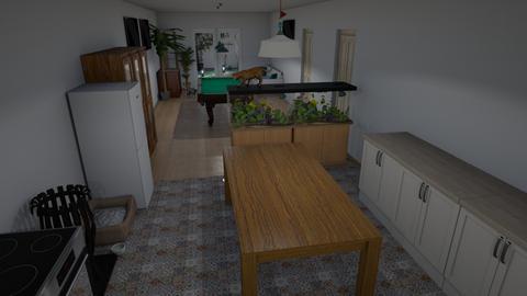0 - Vintage - Office - by uwverlosser