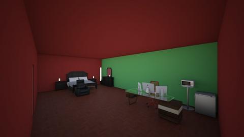 Michael Sherk - Bedroom - by Rsvo64