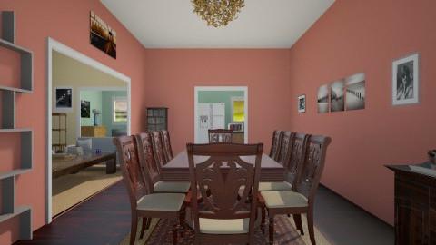 dining room - Dining room - by amandakeegan
