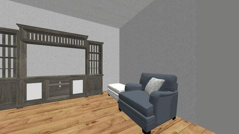 3D Room - Kitchen - by tmmessias