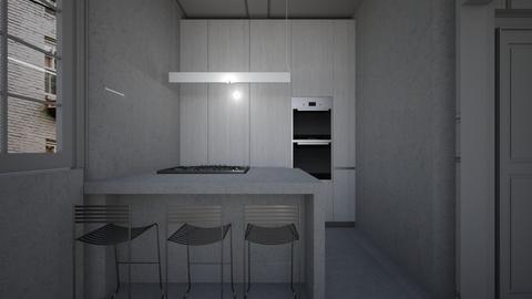 Casa237Kitchen - Modern - Kitchen - by nickynunes