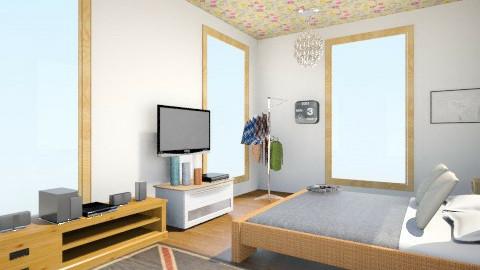 Cuarto - Bedroom - by Briig25