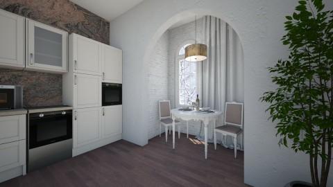 KaS - Dining room - by Polya_Nikols
