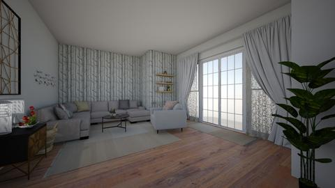 fictionally - Living room - by laur_____