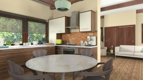 Cammarata_Sample 4 - Classic - Kitchen - by jordan215