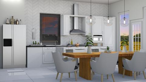 Kitchen - by Yate