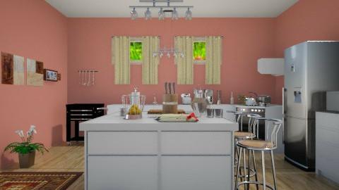 cocina1 - Kitchen - by Jen Guerra