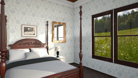 Bedroom - Bedroom - by sam_mydeco
