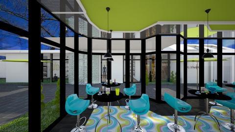 Coffee shop - Modern - by liling