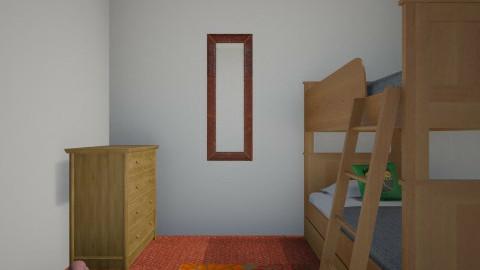 Cramped Bedroom - Bedroom - by Donkeycorn