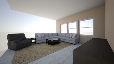 Chio - Living room - by 018distj