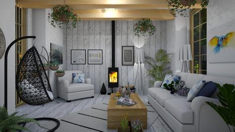 jk - Living room - by likuna485