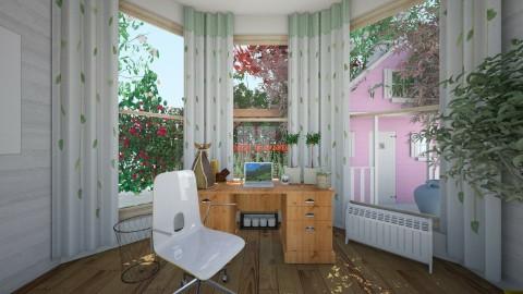 chwila wytchnienia - Office - by Nati Lovi