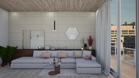 Citizen OAK - Living room - by racheycakes38