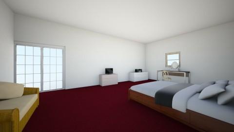 HABITACION - Bedroom - by gaby_28