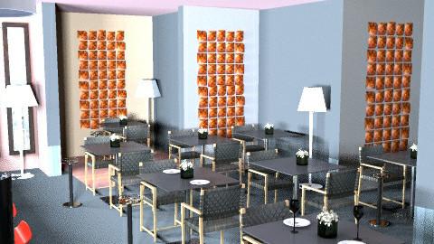 Paris Restaurant 2 - by filipameira