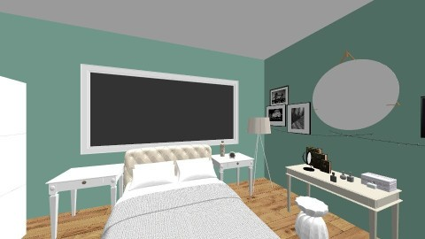 1_3 - Classic - Bedroom - by tsisikxx