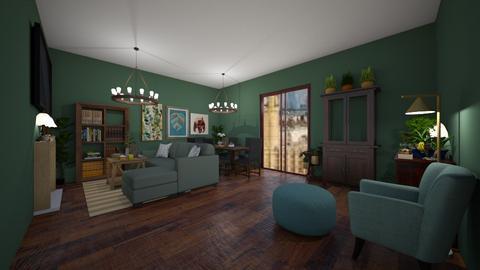 family - Living room - by joja12345678910