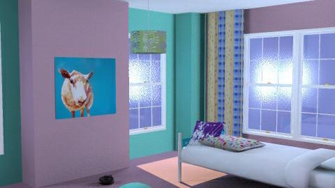 my  big Room - by teamokoo