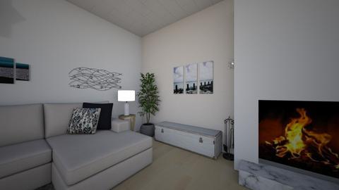 house l3 - Living room - by nikolinajadanic