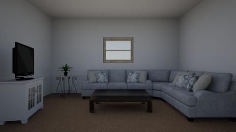 elderly home living room - Modern - Living room - by mica360