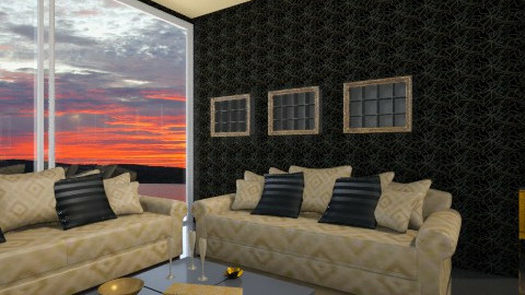 Gold Suite - Modern - by Varsha Liston