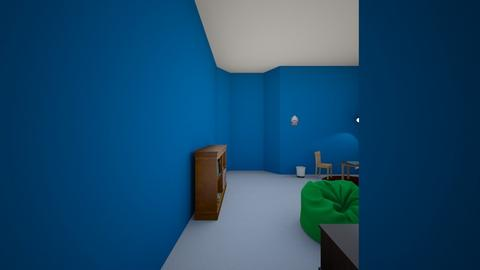 Bedroom Kody - Kids room - by 565mae10