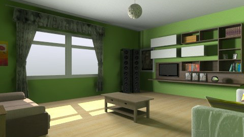 simple - Classic - Living room - by violeta1987
