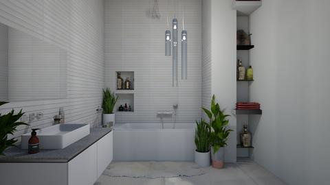 Just relaxing - Modern - Bathroom - by Dragana2212