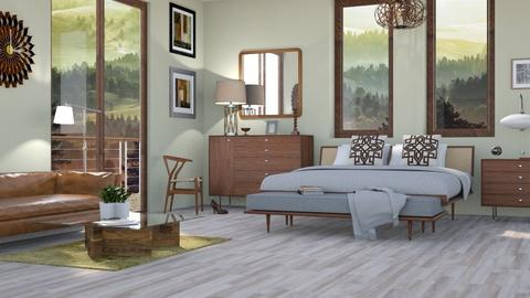 Citizen OAK - Bedroom - by milyca8