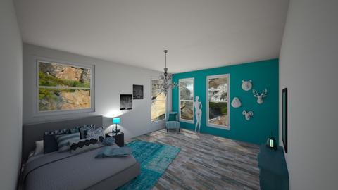 Contest OAK - Classic - Bedroom - by JarvisLegg