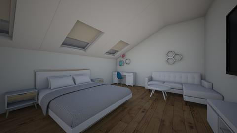 room 5 - Bedroom - by fredjuhh