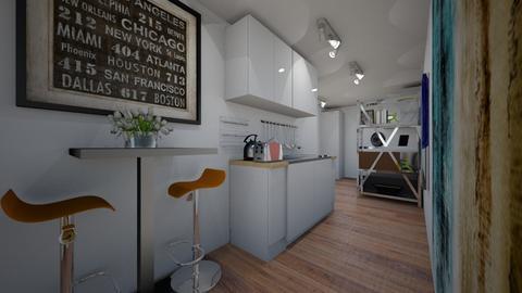 Studio 13 Kitchen MSI Rad - by steven65
