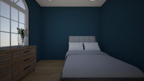 my room for people - Bedroom - by avawerner_