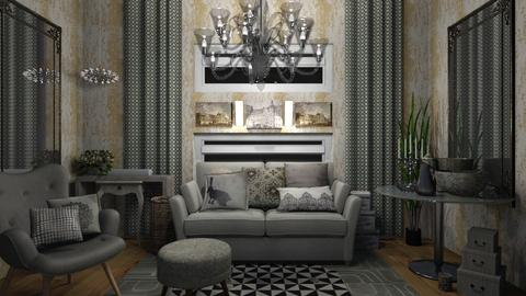 Eclectic  - Eclectic - Living room - by Gurns