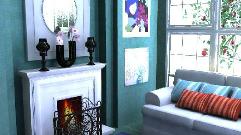 Provencale - The Living Room - Living room - by Reena Z