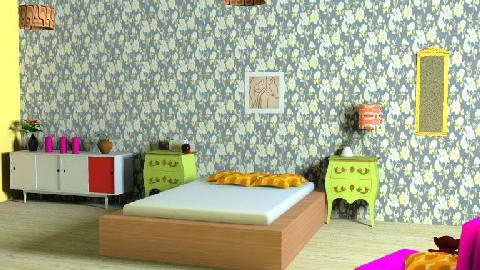 1. Bedroom - Bedroom - by Jodeco