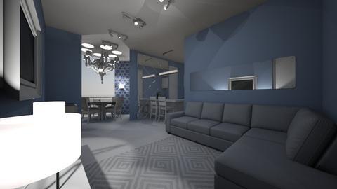 loft para alugar - Glamour - by kelly lucena