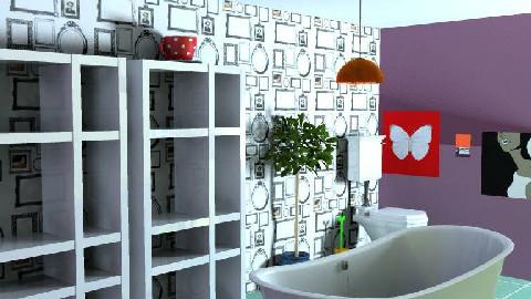 2. Bathroom - Bathroom - by Jodeco