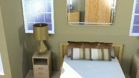bedroom 1 - Bedroom - by dancer101901